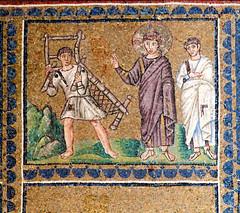 Jesus heals the paralytic of Bethesda