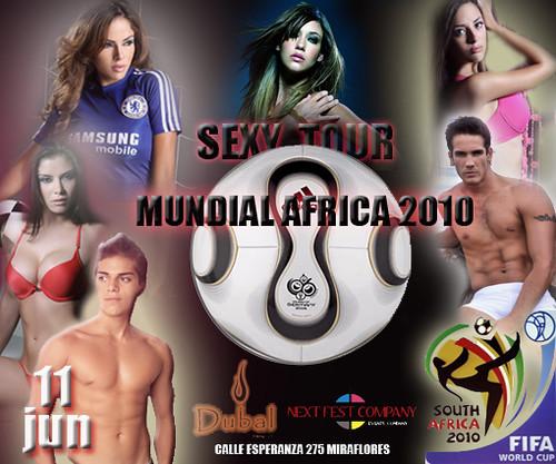 Defile World Cup Fashion Night 2010 - Discoteca Dubal