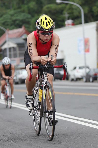 2010鯉魚潭鐵人三項Bike