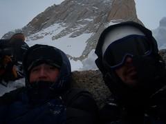 Where is Julian and Ramn? Search the box (lbum El Chalten, Santa Cruz 2009) (josehmax) Tags: ice frozen climbing montaa frio hielo chalten montaismo guillaumet