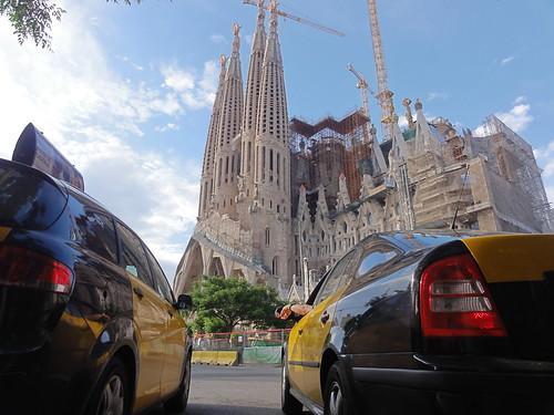 Dos símbols de Barcelona