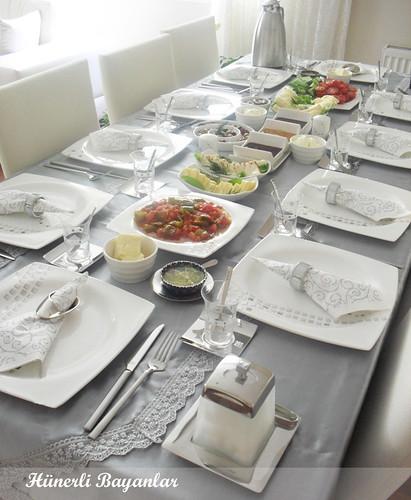 Ülkü'nün Kahvaltı Sofrası-8