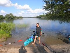 mritz national park - tour 2010 (Jrn Schiemann) Tags: nature germany kayak tour canoeing kanu kajak mecklenburg rheinsberg mecklenburgvorpommern mritz seenplatte wasserwandern mritznationalpark muritznationalpark