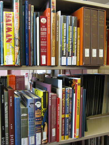 Comics and Graphic Novels at AAEL