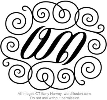 """OM"" Ambigram"