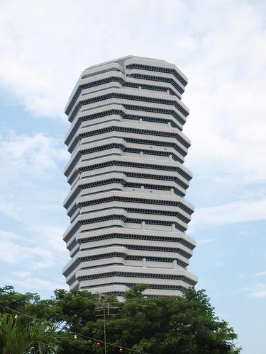 外型特異的建築物