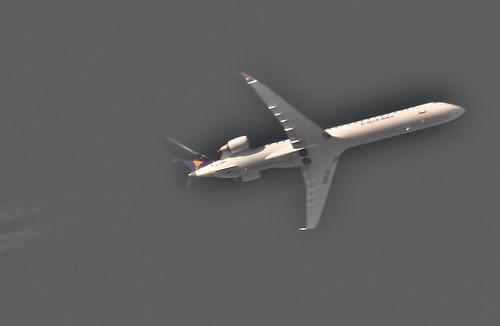 Air One Canadair CL-600-2D24 Regional Jet CRJ-900  EI-DRI