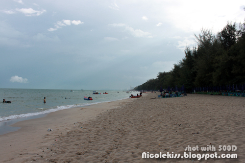 cha-am beach 2