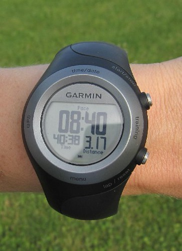 Love my Garmin 405