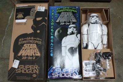 S7 Shogun Stormtrooper Unboxing