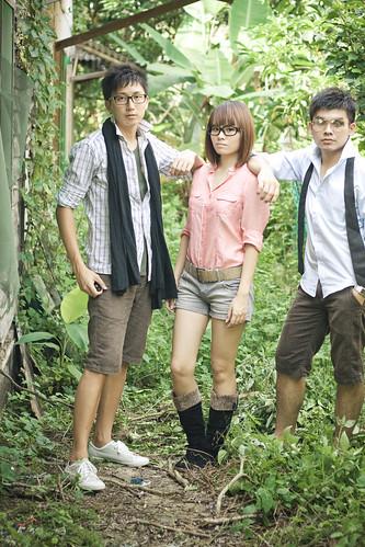 Trio again