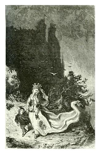 018-Berta la arrepentida-Les contes drolatiques…1881- Honoré de Balzac-Ilustraciones Doré