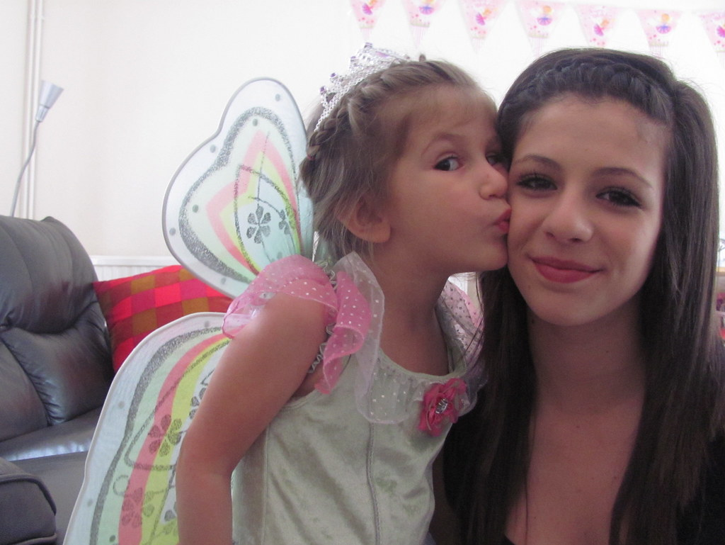 A Kiss for Rachel