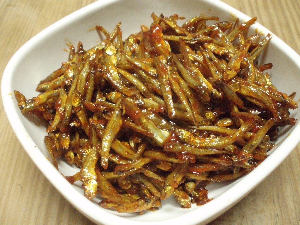 Anchovy Side Dish
