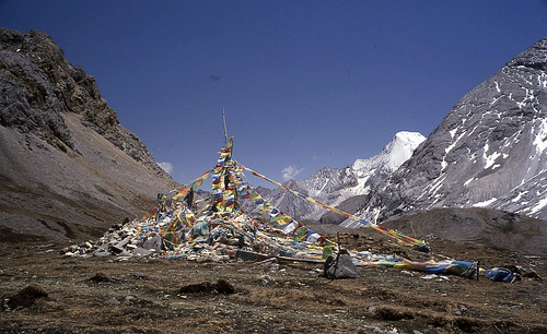 Three Way Pass, Yading