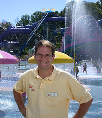 Will Koch, president of Holiday World & Splashin' Safari
