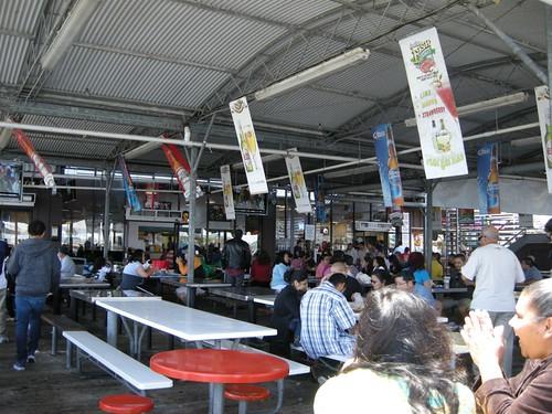 Umamiventure 26 san pedro fish market la umami mart for San pedro fish market and restaurant