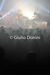 fog downstage (wasume) Tags: music fog marlene musica nebbia kunz cervignano