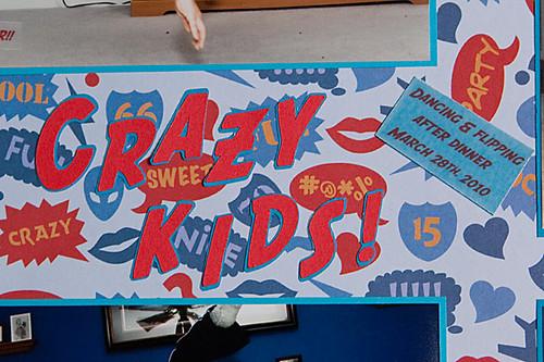 crazy kids title