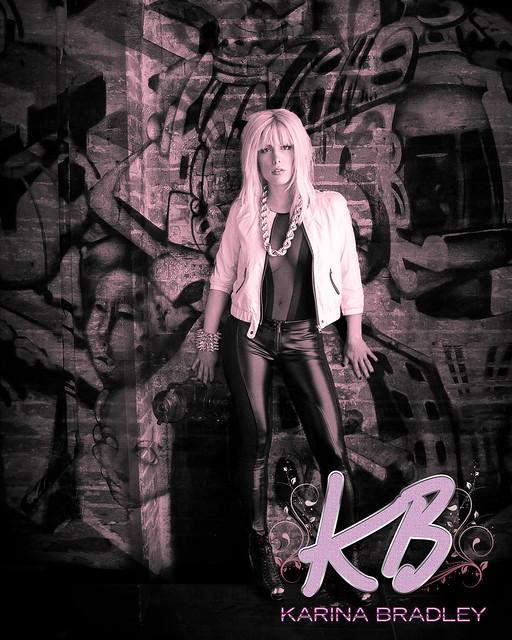 Karina Bradley or christina aguilera by karinabradleymusic