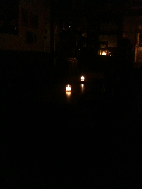 Candles in Brooklyn