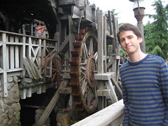 Dom et le moulin du Big Thunder