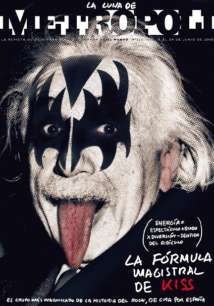 Portada Kiss