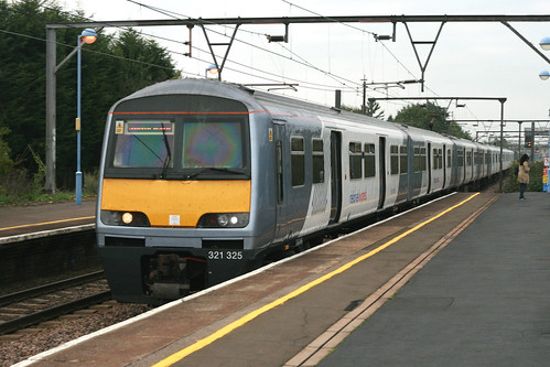 321325, Chadwell Heath