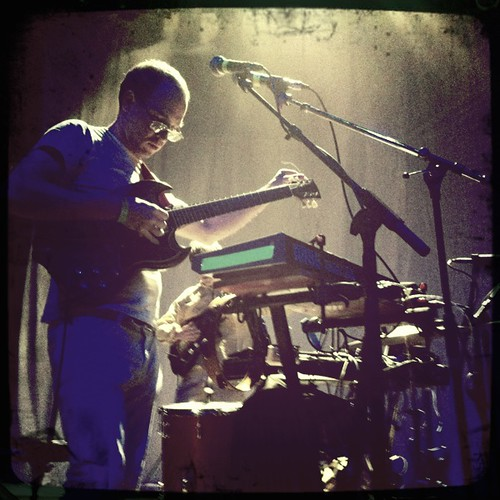 Caribou ::: Fox Theatre ::: 10.12.10
