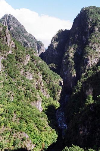 Aoos gorge