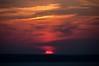 Formentera (hunter of moments) Tags: travel sunset red sky orange color beach island mar paradise formentera isla d5000