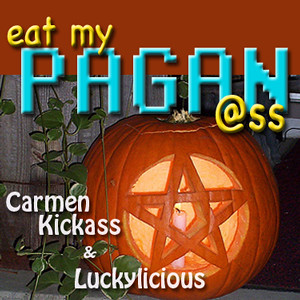 eat my pagan ass pagan pumpkin