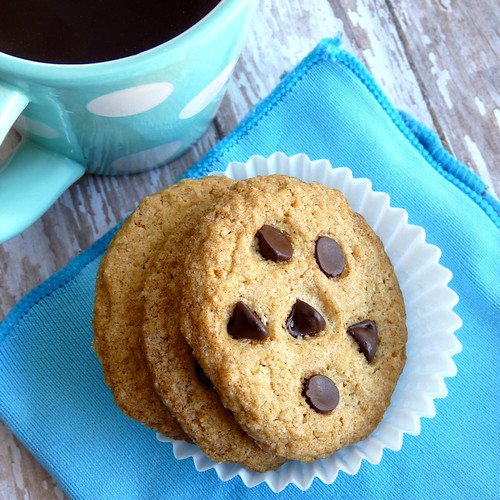 Chocolate Chip Cookies (Vive le Vegan)