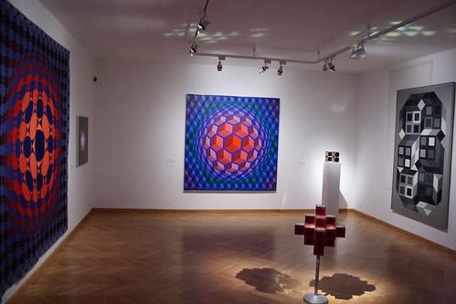 Vasarely Múzeum, Pécs
