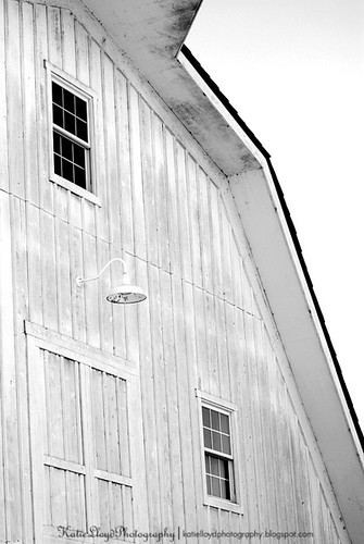 Deanna Rose Barn-bw