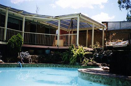 Pool in November 1999