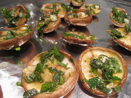 Herb Roasted Shiitake