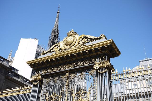 Sainte Chapelle 聖徒禮拜堂
