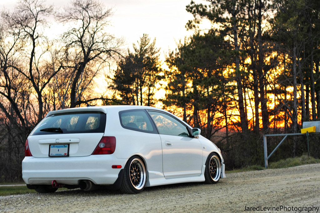 Stanced Civic Si Ep3 Transportation In Photography On Thenet Forums