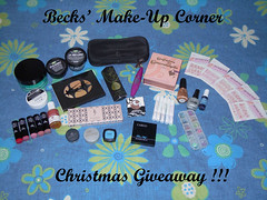 Becky's Giveaway