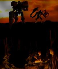 By Order of Megatron (Dudesnbots) Tags: code sam who joe doctor hero beast wars mikaela megatron gi quickstrike banes predacon witwicky transfoermers