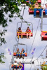 The Sky is the Limit (gendarme02) Tags: ride carival fair sky blue rcs hlsr houstonlivestockshowandrodeo wyattmartin d7100 nikond7100 outside outdoor fun kids entertainment sunny city urban
