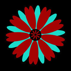 flower 430 icon (kwippe) Tags: icons clipart vector