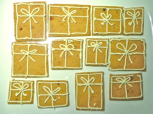 Gingerbread Presents
