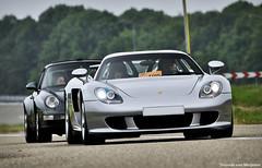 Porsche Carrera GT (Thomas van Meijeren) Tags: nikon d 4 s turbo porsche 300 gt nikkor 70 circuit 90 hama vr v10 lelystad 4s gt2 930 carrera hoya gt3 993 964 70300 cgt d90
