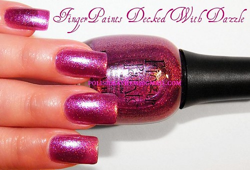 FingerPaints Decked With Dazzle