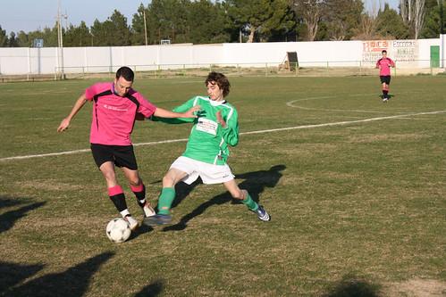 Quinto 0 - Altorricón 3 (13/12/2009)