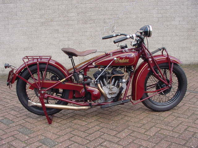 Indian Motorcycle, The Curious Case of Benjamin Button. Brad Pitt rides an