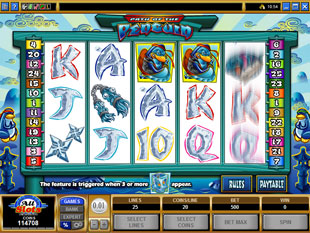 Path of the Penguin slot game online review