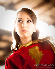 Classic Mary Marvel (A_Riddle) Tags: comics dc costume cosplay mary marvel captian shazam dcomics marymarvel captianmarvel